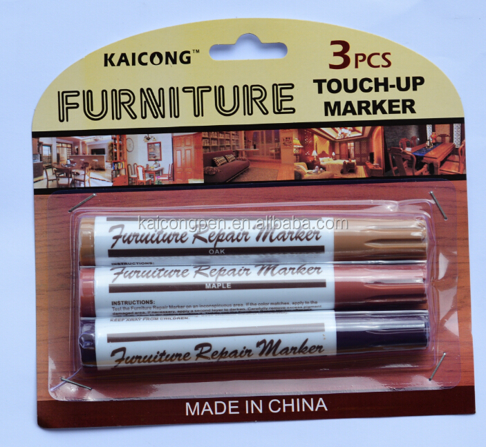 Decoink Furniture Touch Up Marker Wood Marker Pen Furniture Marker Walnut View Furniture