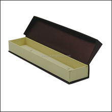 Manufactory Any color available cardboard necklace Jewelry packaging box