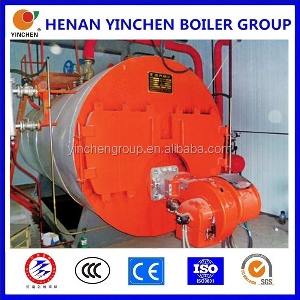 2014 hot selling gas boiler and hand boiler with heat exchanger ionic from china