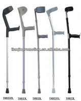 Adjustable Aluminum Elbow Crutch