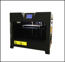 High Speed 3D Printer/Two Nozzle 3D Printing Machine build plate 200 x 180 x 200mm 3d printer