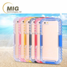 Waterproof Swim Diving Case For iphone 6 6S Plus Water / Dirt / Shock Proof Phone Bag