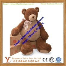 High Quality Giant Teddy Bear Custom Plush Stuffed Toys