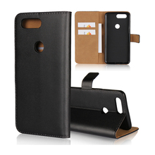 Real Genuine Wallet Leather Phone Case For Oneplus 5 5T Oneplus 1/2/3