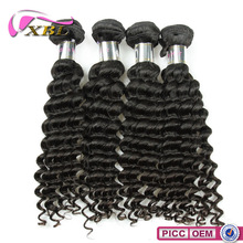 No Tangle 8A Grade Chemical Free natural double drawn remy indian hair