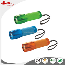 NR16-117 Hot sales high quality 9 Led aluminum flashlight rechargeable torch factory price