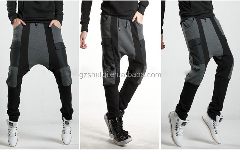 track pants plain black men pants baggy sport jeans pants types breathable sweat pants