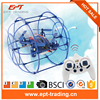 High quality 2.4g 4-axis ufo aircraft model quadcopter rc helicopter for sale