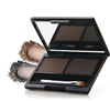Hot sell 2 color mineral eyebrow powder