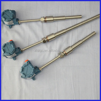 248 PT100 temperature transmitter , 4-20mA Rosemount temperature transmitter