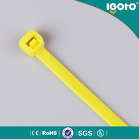 24 inch plastic cable tie marker zip lock strip