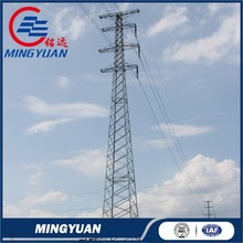 Modern and elegant in fashion best selling angle steel electric power tower
