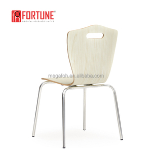 Customized color bentwood discount restaurant chairs in good quality