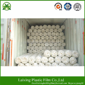 Polyethylene roll polythene film
