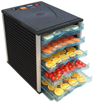 industrial food vacuum dehydrator