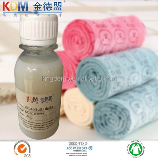 Environmental friendly binding agent KDM-D3027