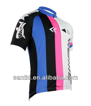 Digital Sublimation Printing Cycling Jersey