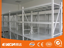 chinese factory customized light duty selective metal boltless shelving