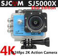 2015 new sjcam sj5000x waterproof 4k camera wifi sport camera sj5000 remote