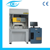 High quality co2 150w small wood laser cutting machine