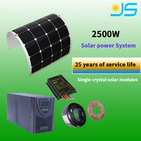 10KW Off Grid Solar Power System, 110/220V 50Hz /60Hz Single Phase