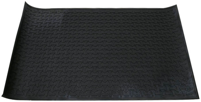Custom Anti Fatigue Wear Resistance Oil Proof Rubber Mats For Boats