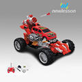 radio control elastic deformation car seven light music popular toys for kids