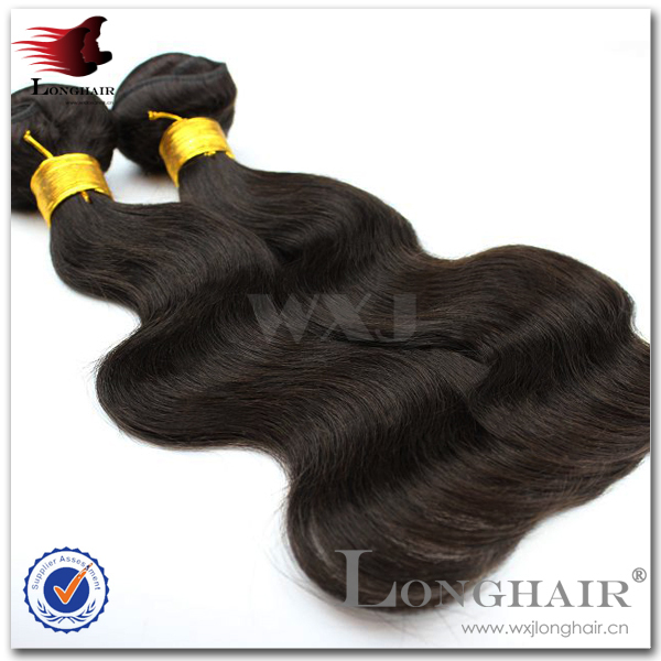Excellent Quality Hot Sale Alibaba Express Human Hair Original Brazilian Body Wave Hair