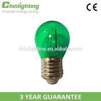 LED lampion G45 illumination LED the lamp bulb filament led light bulbs wholesale