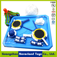 New Design NEVERLAND TOYS Entertainment Assembly