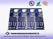 Slip-ring elements board manufacturing audio amplifier bluetooth circuit board led running light circuit