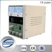 Yaogong YG-1501T variable dc power supply, multiple / triple / dual output dc power supply