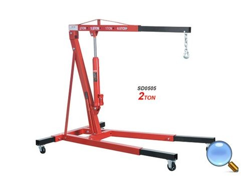 Chinese Mobile Gantry Crane 500 Kg,Small Mobile Cranes for sale