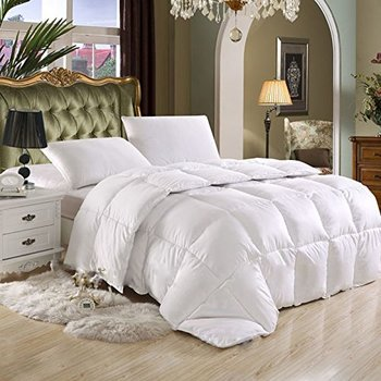 Wholesale Luxury Soft Light Weight Hotel 100% Goose Down Comforter
