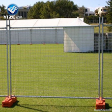 alibaba china supplier 6ft, temporary fence export to Australia, USA, England,Italy