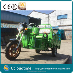 open body 3 wheel electric tricycle cargo/new condition tricycle/rickshaw