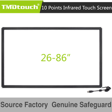 [TMDtouch]Cheap Price 42 Infrared Touch Screen,IR Multi Touch Frame Support Android