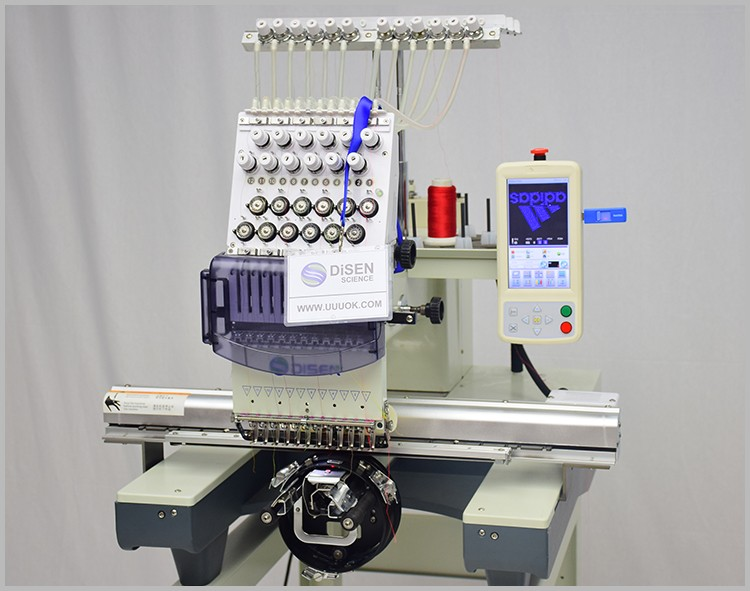 Economical single head multifunction mini embroidery machines