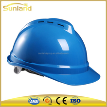 PPE Security Safety Products Quality ABS Safety Helmets V-guard Type Hard Hat