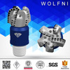 Sichuan factory diamond drill bit for basalt and deep earth gold scanner