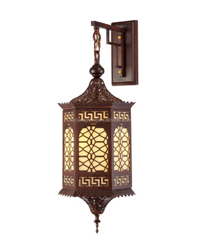 Morocco decoration wall light for drawing room