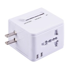2017 CE Rosh Approval Top Selling Special International Travel Adaptor