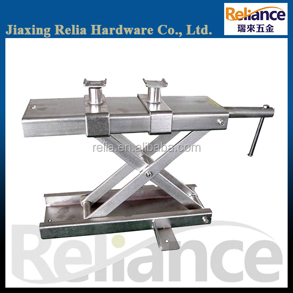 Stand Table, Lifting Jack For Motorcycle Repairing