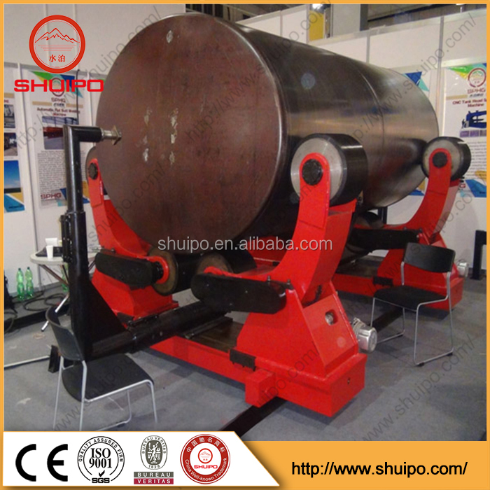 Automatic Welding Turning Rolls Machine for Tank