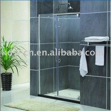 hinged bath screen PG02