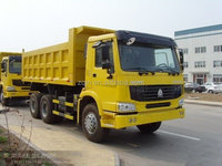 China Brand New Man Diesel Tipper Trucks for Sale