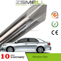 China Factory supply solar tinted films Wholesale Price High Heat Rejection Black PET Car Tinted Window Film