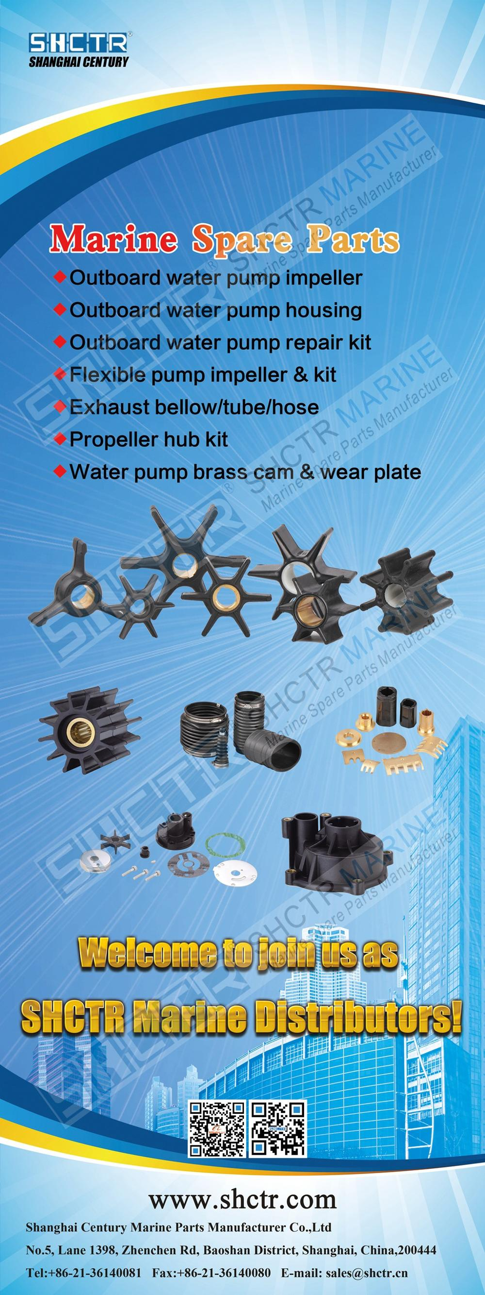 OEM Water Pump Repair Kit for Johnson/Evinrude 394711 18-3327