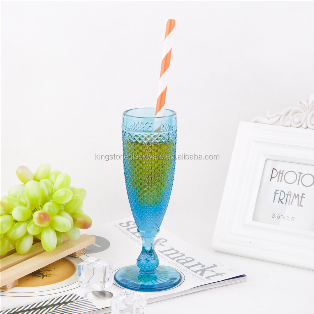 2017 unique design polycarbonate drinkware champagne/wine/margarita/cocktail flute glass cup
