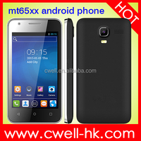 Lowest price China Android phone 4.0 Inch Capacitive Touch Screen Dual SIM Android 4.4 WIFI ECON Y360